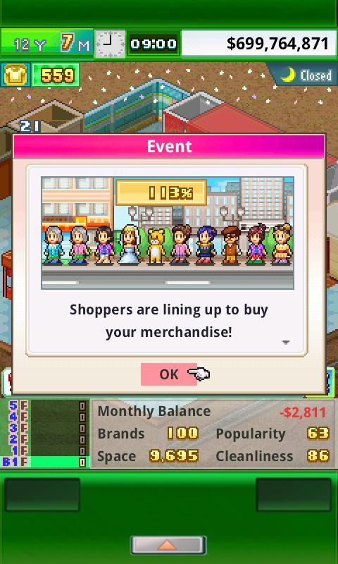 Pocket Clothier screenshot #3
