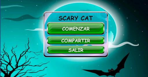 Scary Cat Broma Susto