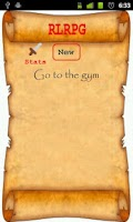 Screenshot of RLRPG Plus