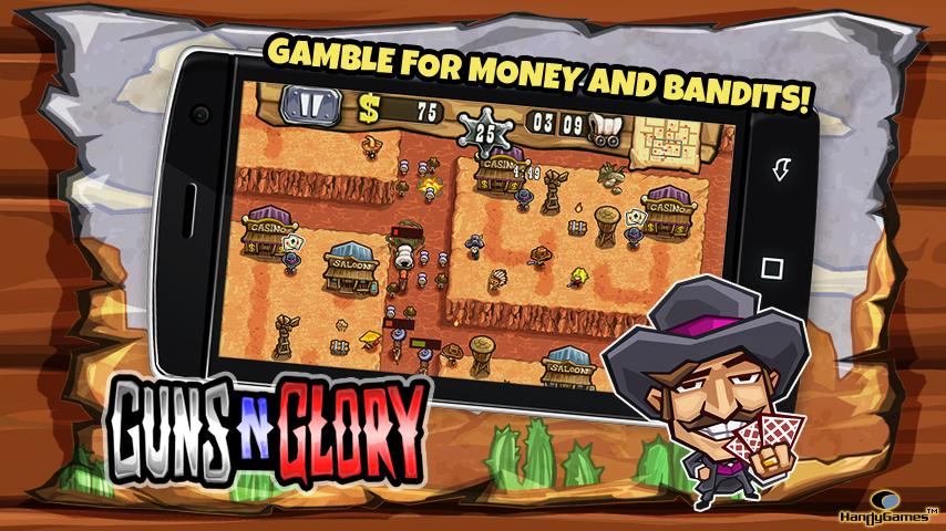Guns'n'Glory- screenshot