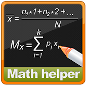 Math Helper - Algebra Calculus