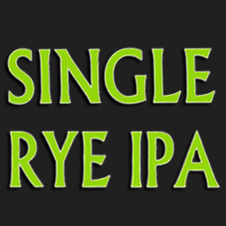Logo of Ritual Single Rye IPA El Dorado w/ Lemondrop