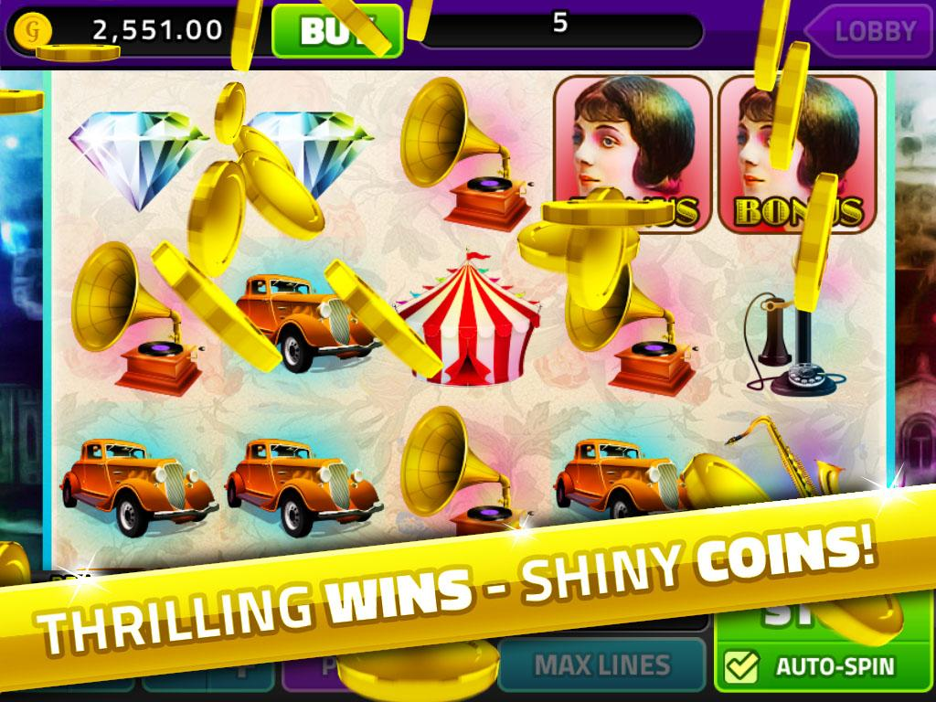 Your Slots Way- screenshot