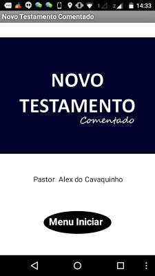 O Novo Testamento Comentado - screenshot