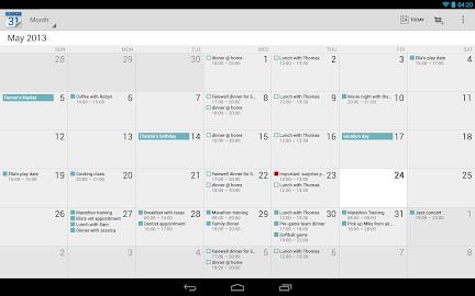 Google Calendar Screenshot 12