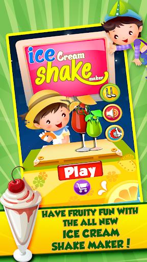 Ice Cream Shake Maker