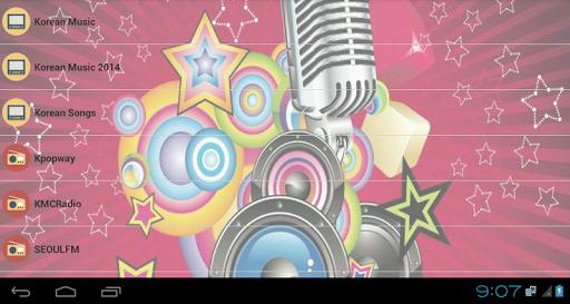 Korean Music Radio