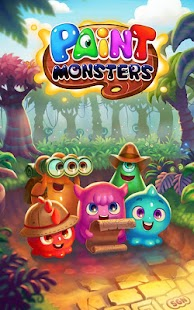 Paint Monsters- screenshot thumbnail