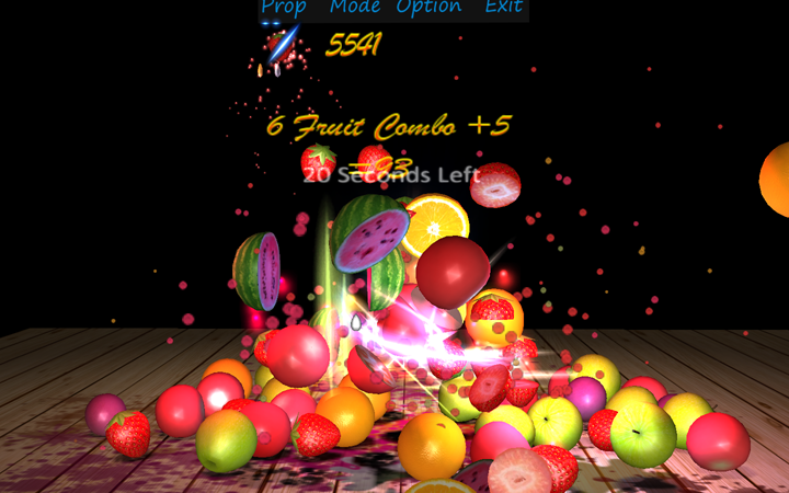 Fruits Array- screenshot