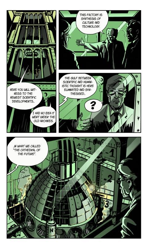 Tool 3 - english strip cartoon- screenshot