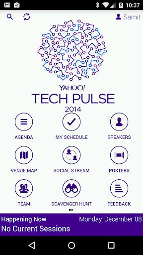 Yahoo Tech Pulse 2014