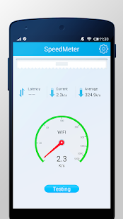 1 4G Speed Test App screenshot