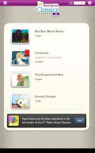 Read Aloud Stories Lite- screenshot thumbnail