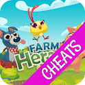 Farm Heroes Saga Free Cheats APK