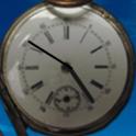 Silver Clock icon