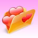 사랑유형 icon