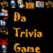 Da Trivia Game