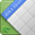 Checkmark All in One Calendar icon