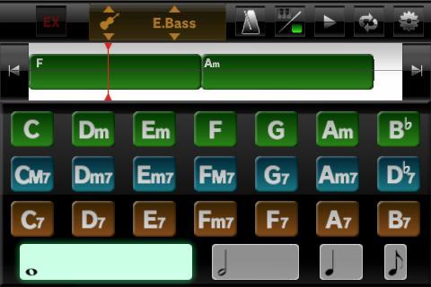 iPhrase- screenshot
