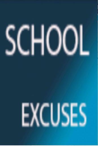 School Excuses PRO