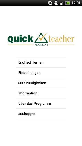 QuickTeacher Englisch