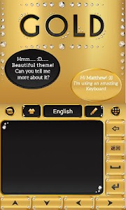 gold go keyboard theme v1.65.18.57