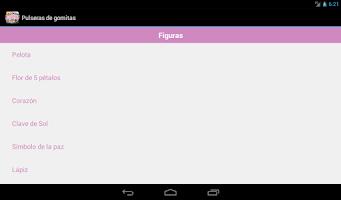 Screenshot of Pulseras de Gomitas