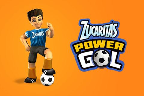 Zucaritas® Power Gol - screenshot