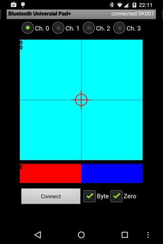 Bluetooth Universal Pad+