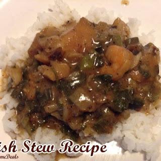 Courtbouillion – Fish Stew