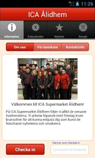 ICA Supermarket Ålidhem