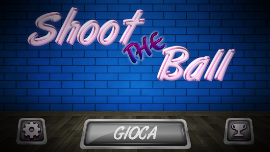 Shoot the Ball Free- screenshot thumbnail
