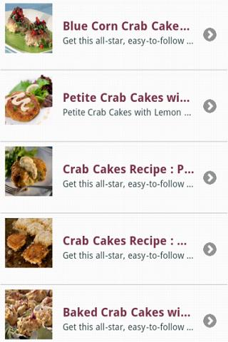 Recipe Search Engine - screenshot