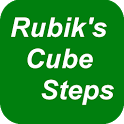 Rubik's Cube Steps icon