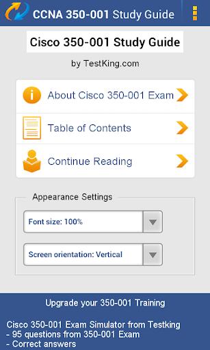 CCIE 350-001 Study Guide