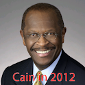 2012 Candidate: Herman Cain logo