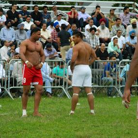Kabaddi  by Nisha Kumari - Sports & Fitness Other Sports ( nisha, sports, new york, kabaddi, smoky park )
