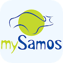 mySamos travel guide icon