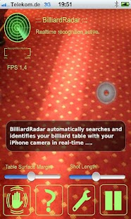 BilliardRadar™- screenshot thumbnail