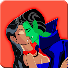 Kissing Game-Scared Night Love icon