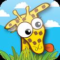 Giraffe's PreSchool Playground logo