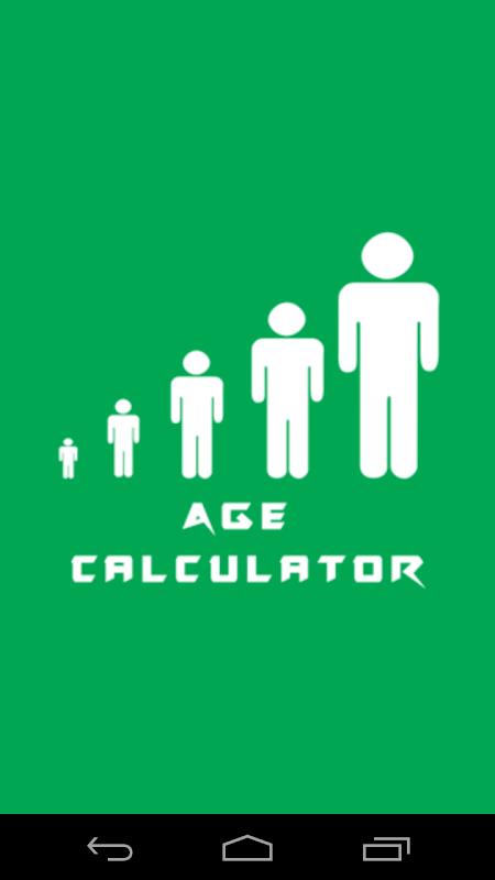 Age Calculator APK 2 0 4 Download - Free Tools APK Download