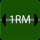 1 Rep Max icon