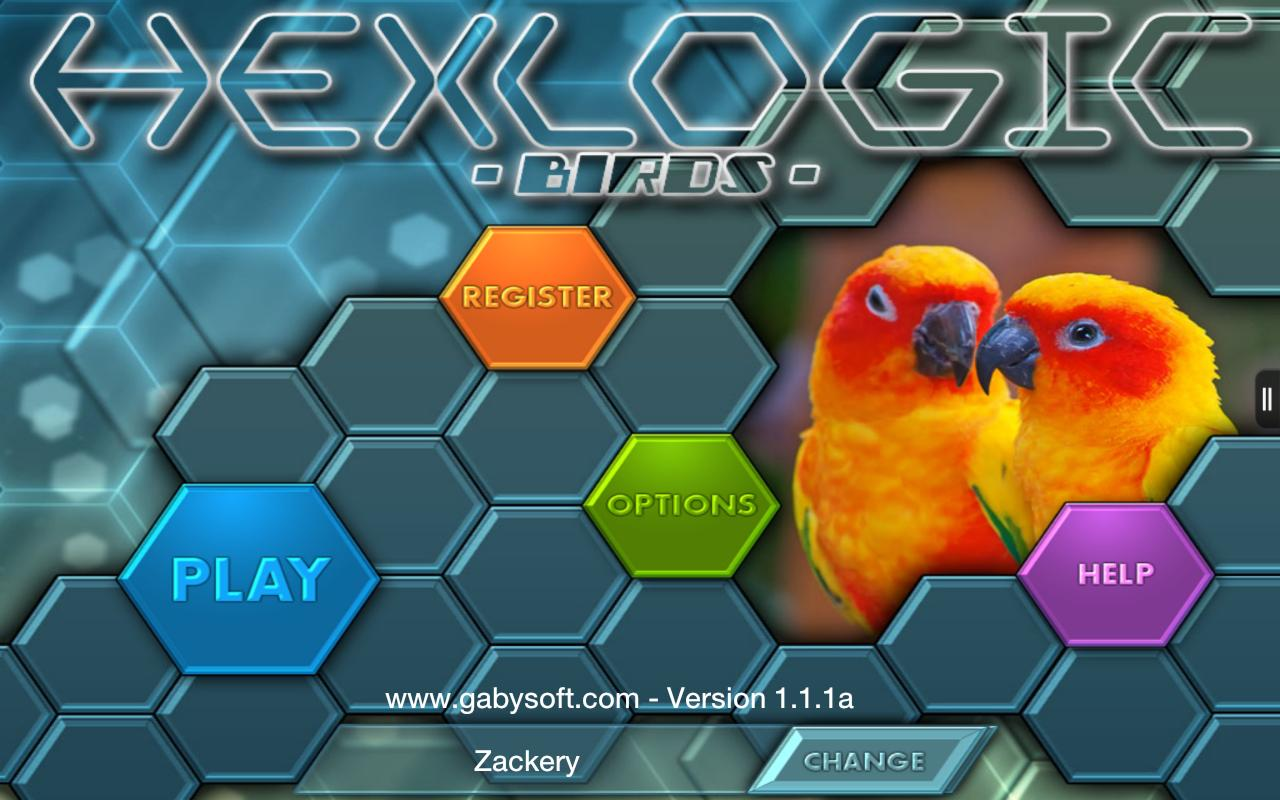 HexLogic - Birds- screenshot