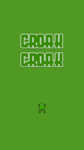 Croak Croak Frog Jump Game