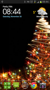 Christmas wallpapers - screenshot thumbnail