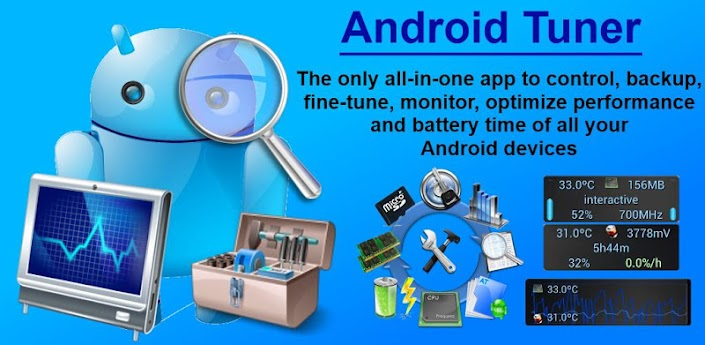 Android Tuner Free Beta_0.8.10 apk