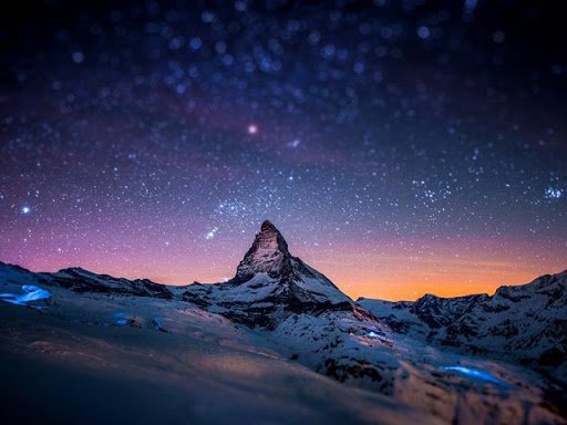 Sky In The Night Wallpapers