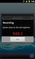 Screenshot of Best Voice Changer