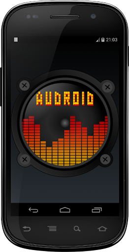 Audroid Pro the AudioManager